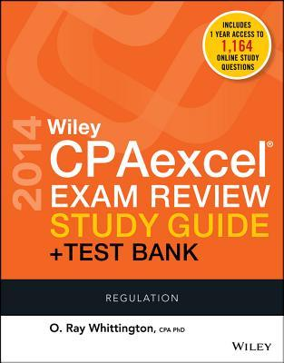 Wiley Cpaexcel Exam Review 2014 Study Guide + Test Bank