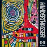Hundertwasser Art 2008 Calendar