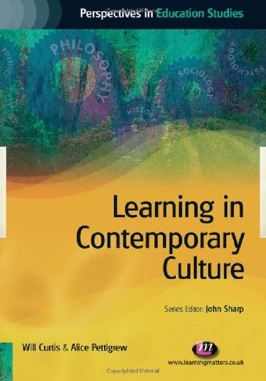 Learning in Contemporary Culture