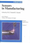 Sensors in manufacturing