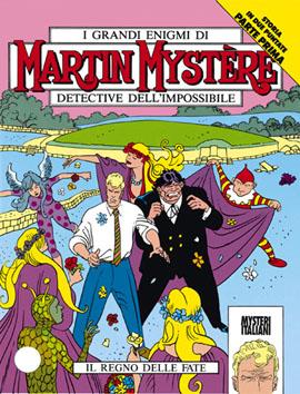 Martin Mystère n. 137