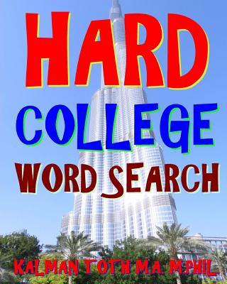 Hard College Word Se...