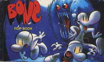 Bone - Flip Book
