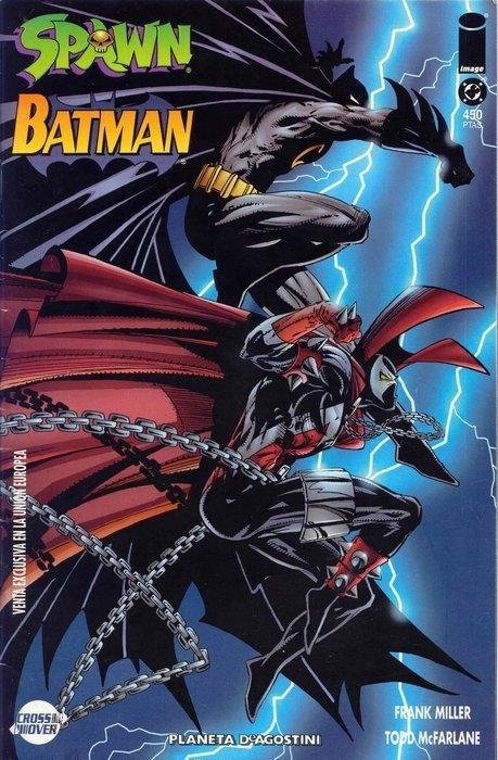 Spawn, Batman