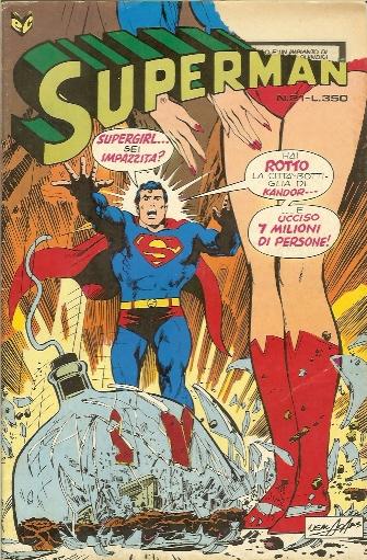 Superman n. 21