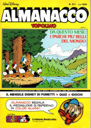 Almanacco Topolino n. 311