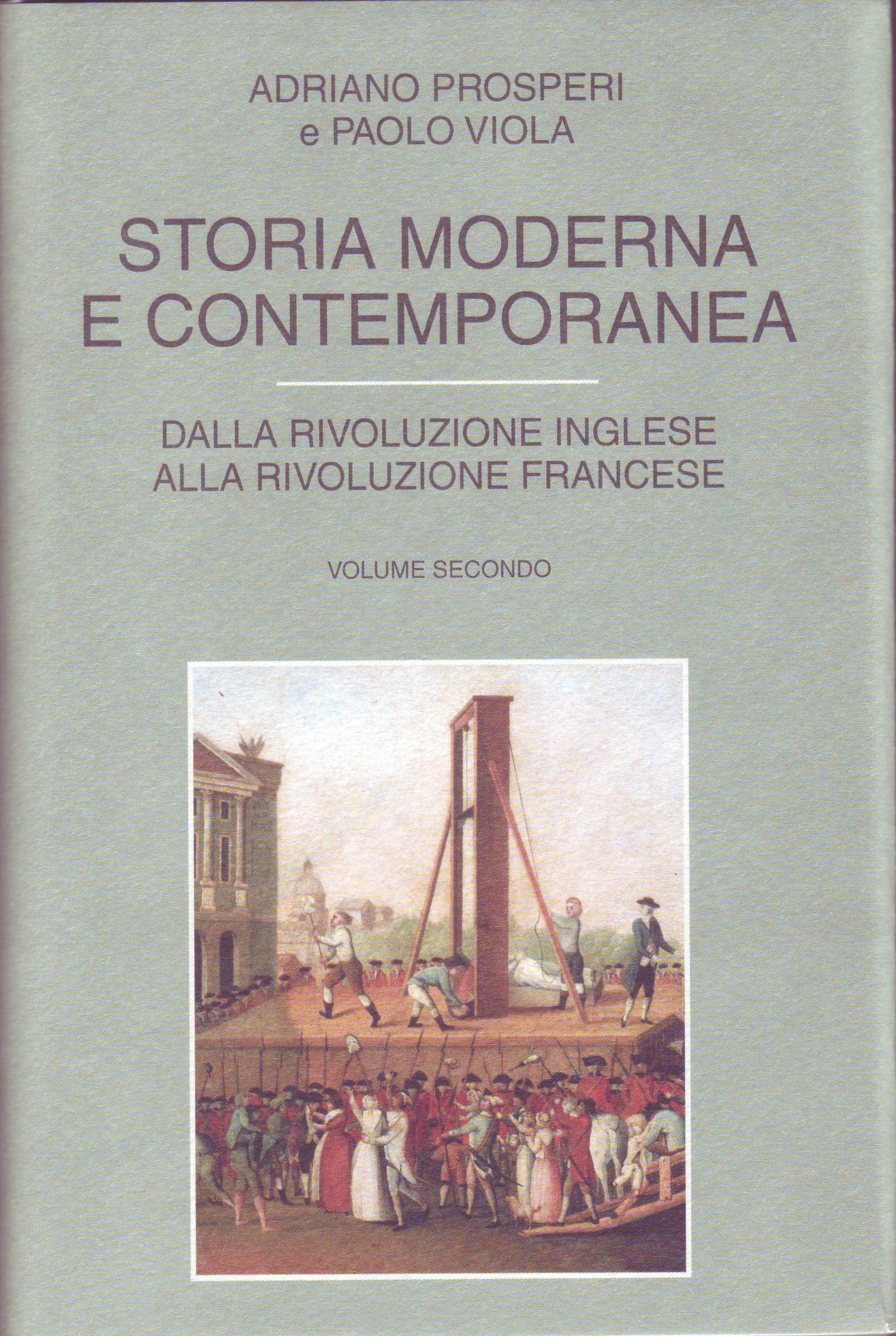 Storia Moderna e Contemporanea - Vol. 2