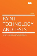 Paint Technology and...