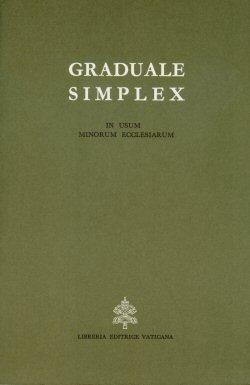 Graduale simplex (in usum minorum ecclesiarum)