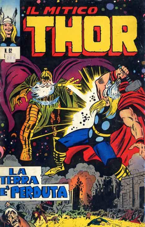 Il Mitico Thor n. 92