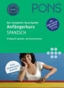 PONS großer Sprachkurs Spanisch