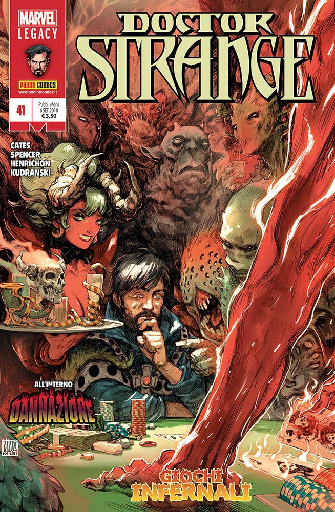 Doctor Strange n. 41