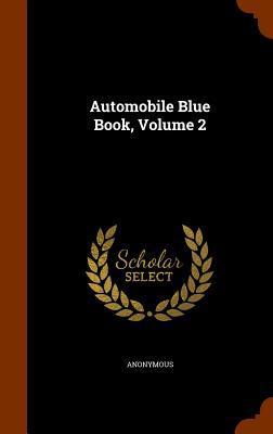 Automobile Blue Book, Volume 2