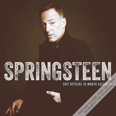 Bruce Springsteen 2017 Calendar
