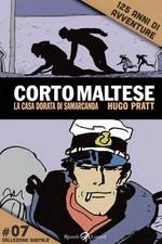Corto Maltese - La casa dorata di Samarcanda
