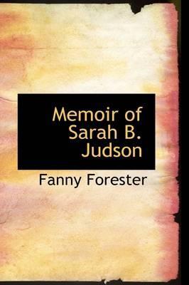 Memoir of Sarah B. J...