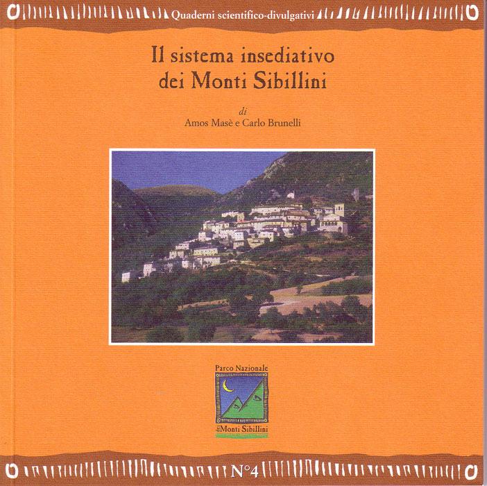 Il sistema insediativo dei Monti Sibillini