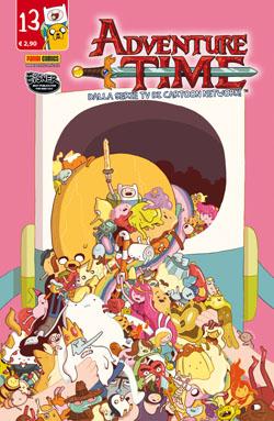 Adventure Time n. 13