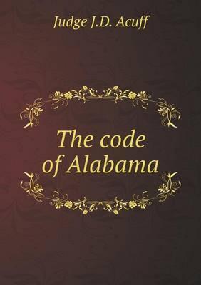 The Code of Alabama
