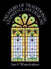 Treasury of Traditional Stained Glass Designs