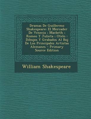 Dramas de Guillermo Shakespeare
