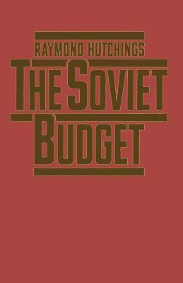 The Soviet Budget