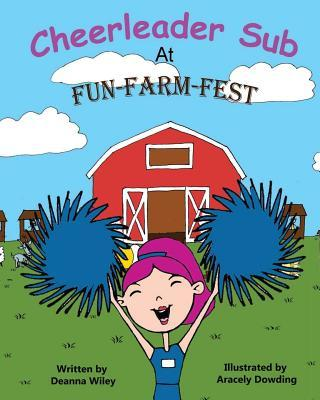 Cheerleader Sub at Fun-farm-fest
