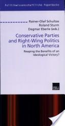 Conservative parties and right-wing politics in North America