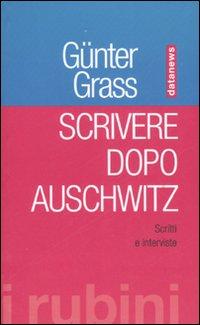 Scrivere dopo Auschw...