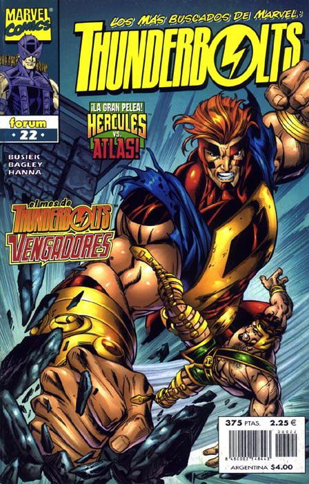 Thunderbolts Vol.1 #22 (de 40)