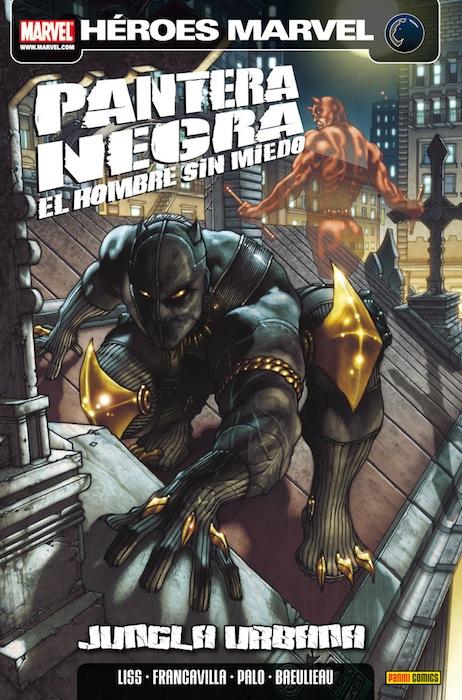 Pantera Negra: El ho...