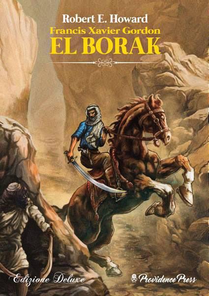 El Borak, Volume 1