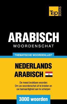 Thematische woordenschat Nederlands - Egyptisch-Arabisch - 3000 woorden