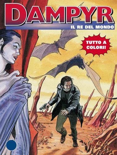 Dampyr vol. 100