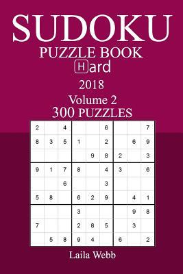 304 Hard Sudoku Puzzle Book