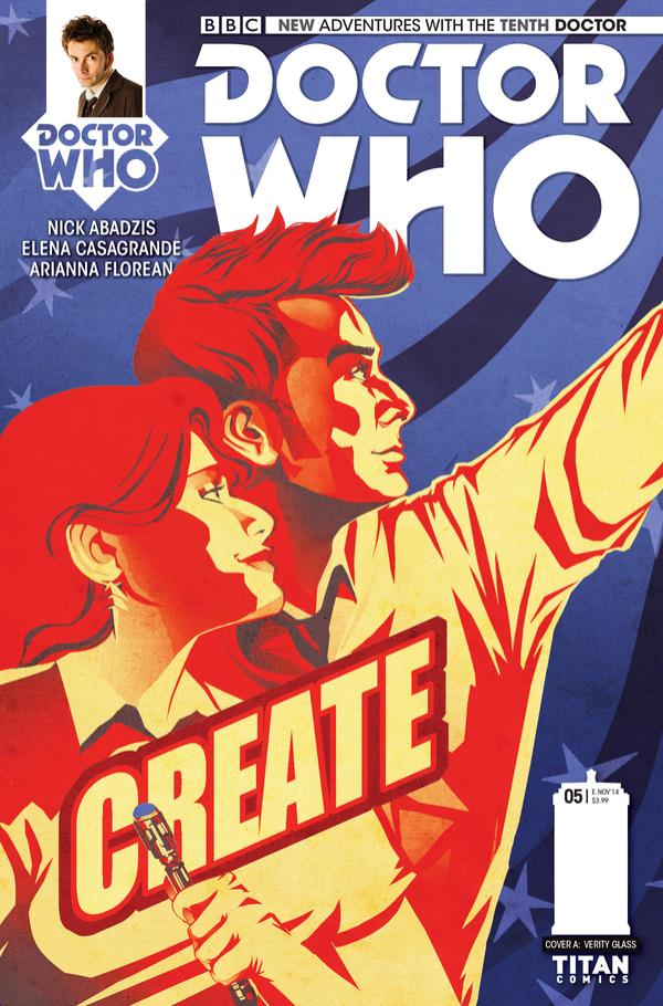 Doctor Who: Tenth Doctor #5
