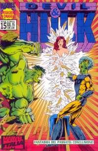 Devil & Hulk n. 015