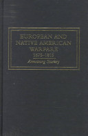 European and Native American Warfare