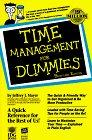 Time Management for Dummies, Briefcase Edition