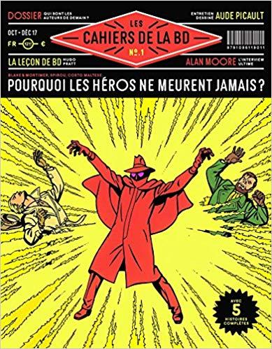 Les Cahiers de la BD n° 1