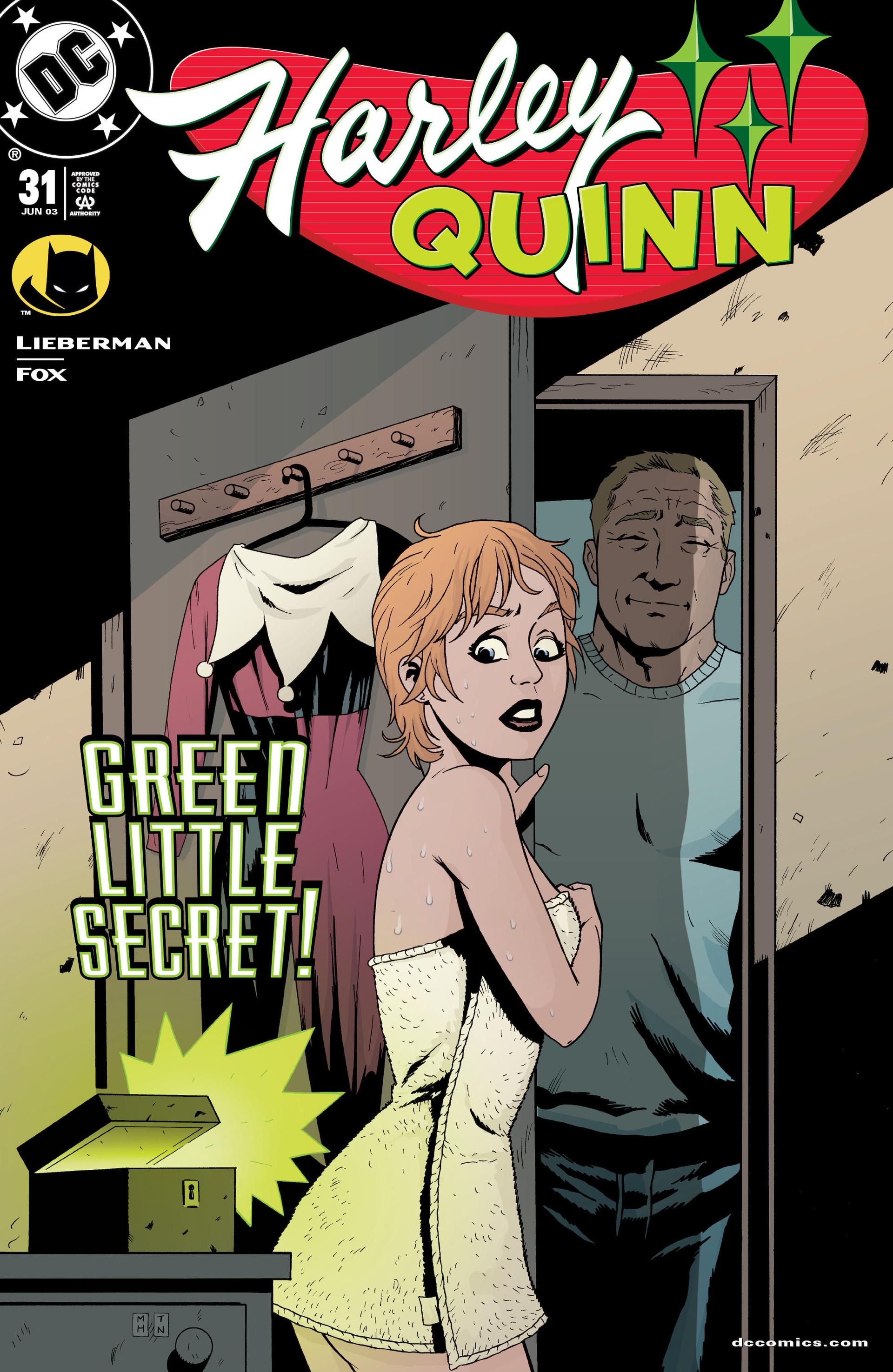 Harley Quinn Vol.1 #31