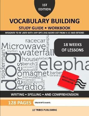 VOCABULARY BUILDING STUDY GUIDE & WORKBOOK