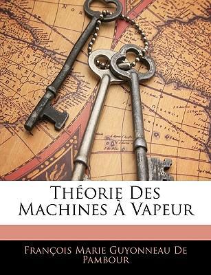 Thorie Des Machines Vapeur