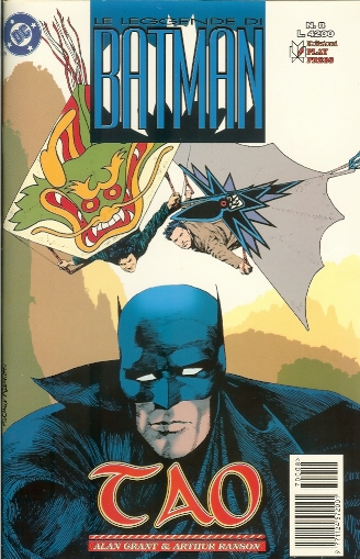 Le Leggende di Batman n. 8