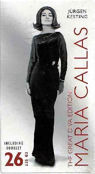 Glanzjahre einer Diva - Maria Callas