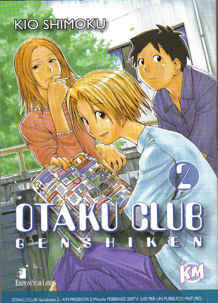 Otaku Club Genshiken...