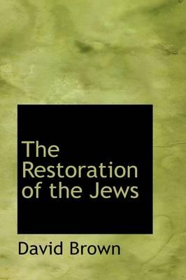 The Restoration of the Jews