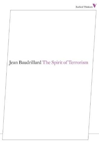 The Spirit of Terror...
