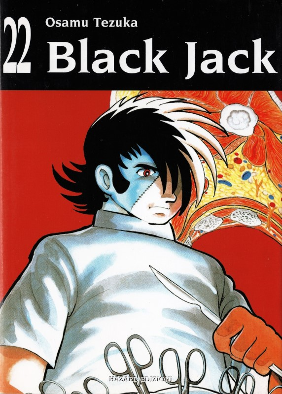Black Jack vol. 22