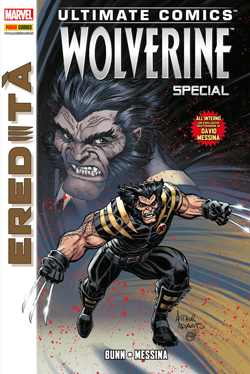 Ultimate comics Wolverine special
